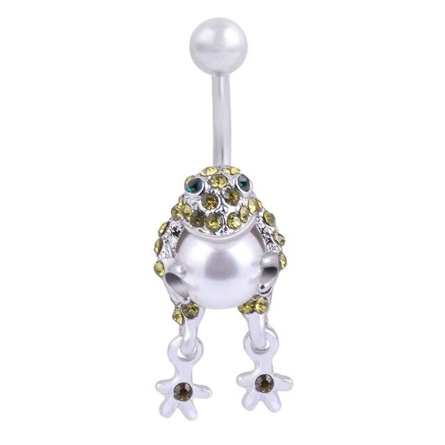 Imitation Pearls Frog Toad...