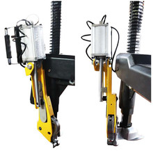 Automatic Mount Demount Bird Head For Vehicle Tyre Changer Arm Automobile Tire Dismounting Helper
