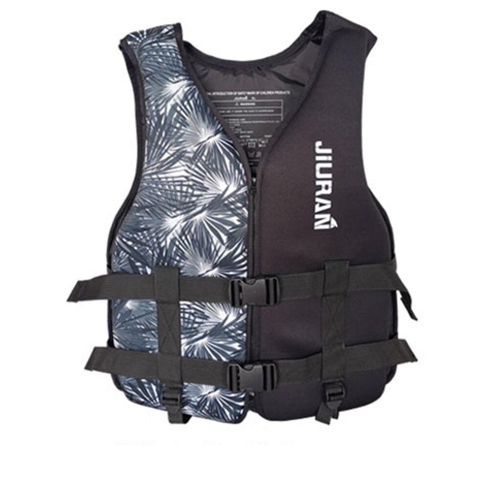 Neoprene Life Jacket Adult Life Vest 15 New Water Sports ...