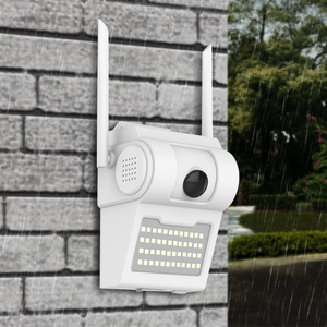 Image 2 - 1080P Outdoor WiFi IP Camera Wireless 48 LED Light IR Audio Video IP66 Waterproof Home Garden CCTV Security Courtyard Monitoring