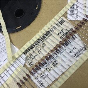 Image 3 - 50PCS VISHAY DALE CCF55 0.25W 10K 1% Metal Film Color Ring Resistors CCF 55 Series 10k 1/4W T 1
