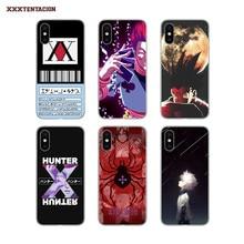 Anime Hunter X Hunter Hisoka Zachte Tpu Telefoon Cover Voor Htc Een M10 9 8 7 Desire 630 530 626 628 816 820 830 X9 A9 E9 U11 U12 Plus