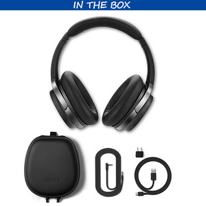 Image 5 - EDIFIER W860NB Bluetooth Earphone Active Noise Canceling ANC Bluetooth 4.1 Touch Control Double Mic Support aptX for xiaomi IOS