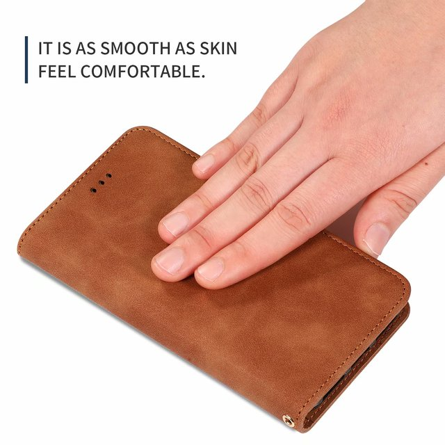 Luxury Leather Flip Wallet Case for iPhone 11/11 Pro/11 Pro Max 1