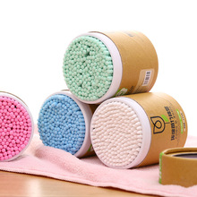 Soft Cotton Wood-Sticks Cotonete Bamboo Beauty Box Tampons Buds-Cleaning Ears Health