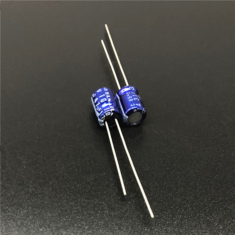 10pcs 47uF 10V Japan ELNA RE3 Series 5x7mm 10V47uF Audio Capacitor