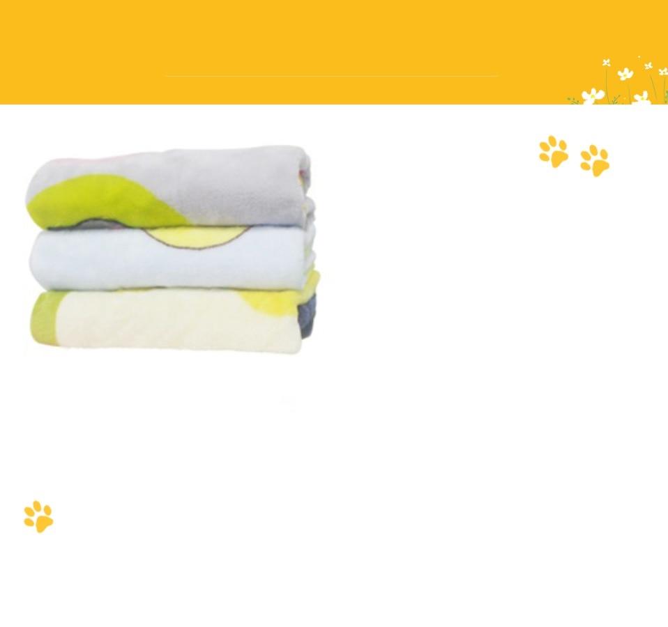 Pet blanket cat Sleeping Mat Coral Fleece Keep warm Blanket Small Medium Dogs Cats Sleeping Winter Dog Cat Bed Mats Pet Supplies 28