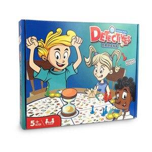 Juegos de mesa divertidos para niños, juegos de mesa para padres, juegos de entrenamiento para niños pequeños, juego de fiesta de interacción educativo