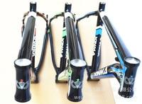 Soporte para bicicleta de montaña bastidor de aleación de aluminio de 26 pulgadas para bicicleta de montaña -