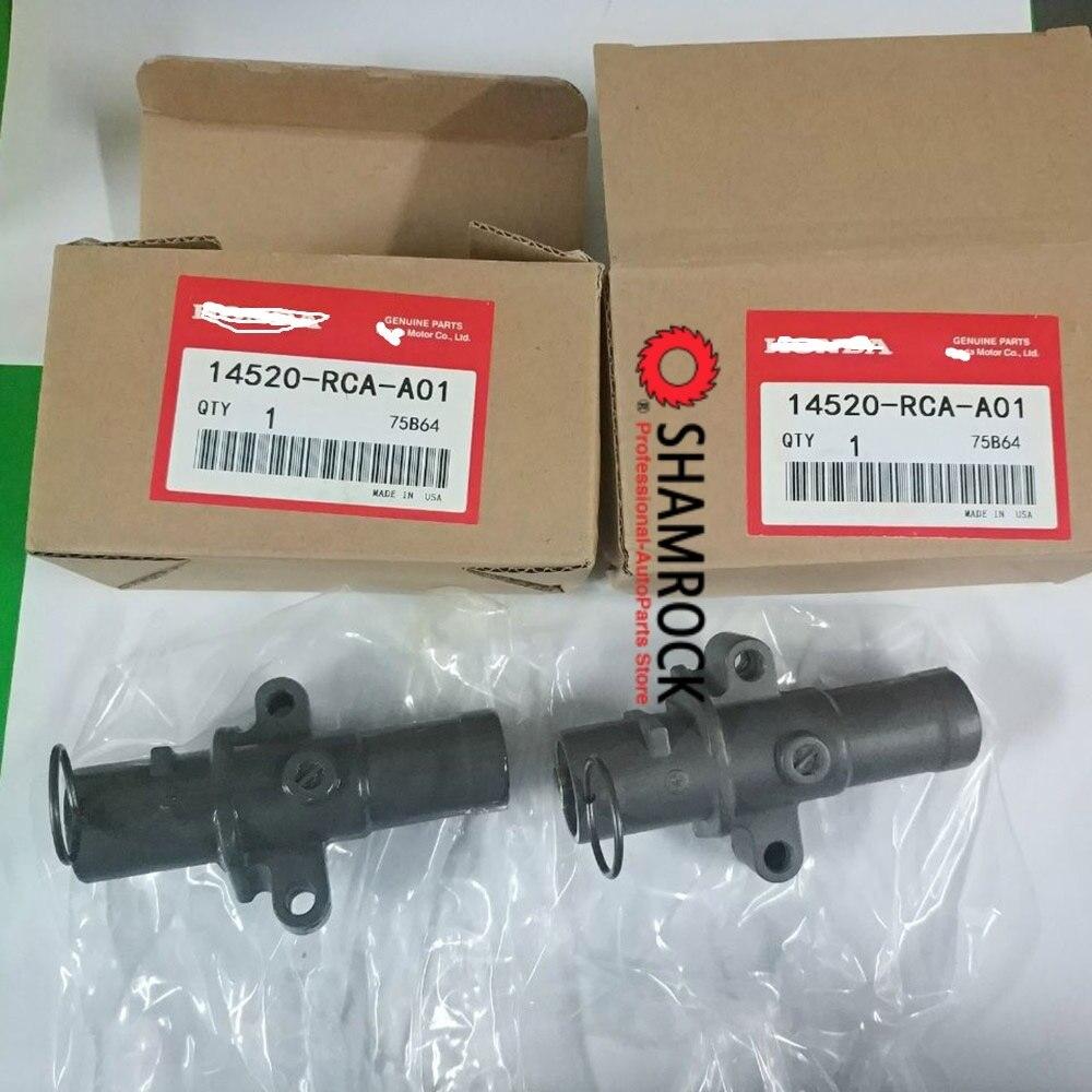 Hydraulische Auto Spanner Timing Riemspanner OEM 14520-RCA-A01/DTD2001/70994 voor Hhonda Odyssey Pilot Aacura RL TL MDX ZDX 2PCS