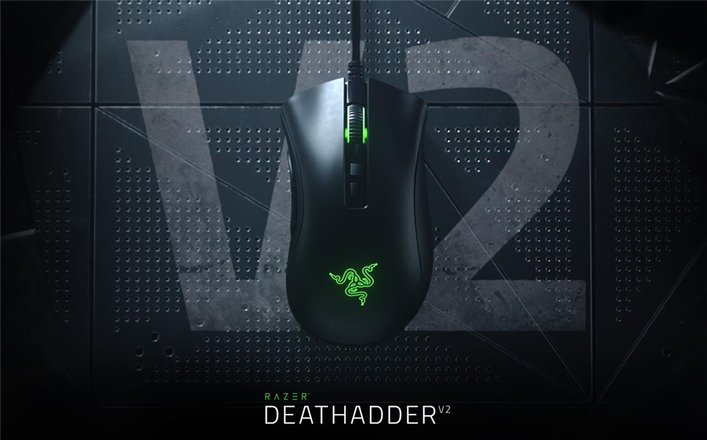 Razer Razer DeathAdder V2 E Sports RGB Light Cable Computer Gaming Laptop  Mouse CF Macro Game Mice|Mice| - AliExpress