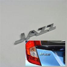 For Honda JAZZ FIT GK Rear Boot Chrome Emblem Badge Logo 2014 2015 2016 2017 2018 2019