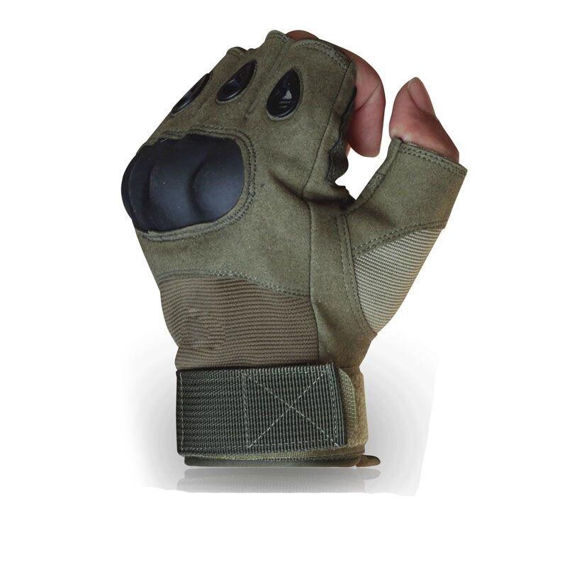 Камуфляжные мужские и женские перчатки с половинными пальцами дышащие спортивные перчатки противоскользящие велосипедные пе