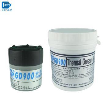 GD900 pasta térmica conductora de silicona yeso disipador de calor compuesto de alto rendimiento para CPU LED CN30 CN150