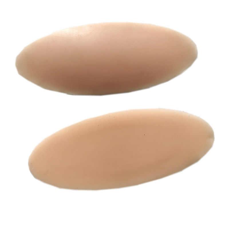 100% Медицинские силиконовые накладки на ноги мягкая прокладка для голени красоты тела корректоры ног шейпер для голени прокладки для увеличения ягодиц Корректирующее белье для тела