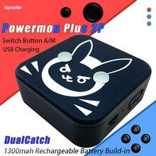Pulsera de juguete para Powermon Go Plus, dispositivo de pulsera para Android e IOS, figuras interactivas de juguete con Bluetooth