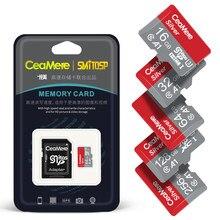 CeaMere-tarjeta de memoria 256GB, dispositivo de almacenamiento Original de 128GB, 64GB, 32GB, 40 MB/S, 32GB, 16GB, tarjeta sd Class10 UHS-1