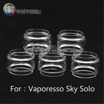5 sztuk FATUBE Bubble Glass akcesoria do papierosów do Vaporesso Sky Solo Vaporesso Sky Solo plus tanie i dobre opinie CN (pochodzenie) Szkło Lustrzana Typ wygięcia