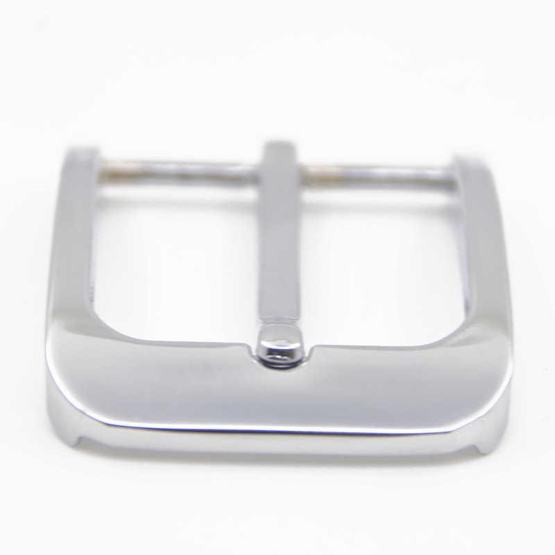 35mm erkek katı toka aksesuarları Metal Pin toka siyah gümüş bronz moda kemer tokaları kemer DIY deri el sanatları toka