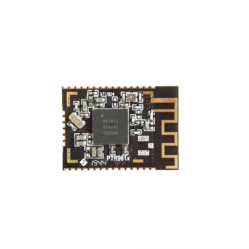 2pcs/lot NRF52833 Module Bluetooth 5.2 Multi-protocol Soc Module PTR9813 Support Zigbee Thread Mesh ANT IOT And Smart Product