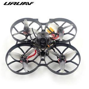 URUAV UZ85 85mm 2S DIY Whoop FPV Racing Drone PNP/BNF w/ Caddx ANT Lite Cam AIO 4IN1 CrazybeeX FC 1102 10000KV Motor 5A ESC