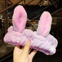 purple rabbit ears