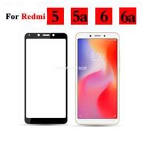 Für Xiaomi Redmi 5 6 Schutz Glas Film Auf Die Gehärtetem Glas 5a 6a ein a5 a6 Xiomi Xaomi Ksi ksiomi Schützen Bildschirm Abdeckung Telefon