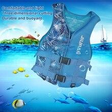 Универсальный Спасательный Жилет для плавания, катания на лодках, Лыжный жилет для вождения, неопреновый спасательный жилет для взрослых д...