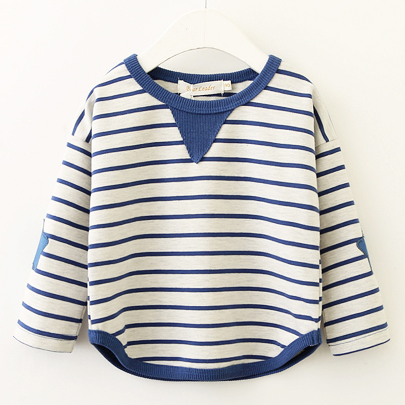 Spring Toddler Clothes For 2-5 Years Old Cotton O-Neck Long Sleeve Tshirt and Pants Of Kids Outfits 3