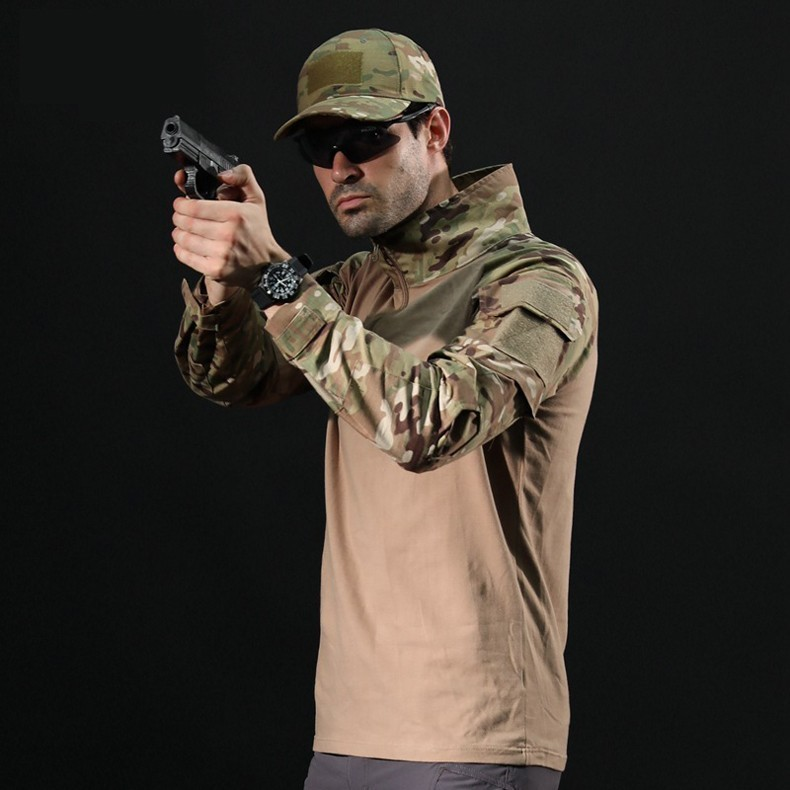 Hd801c62e9bc9497ca77e6e093afc9d6a3 - Men Outdoor Tactical Military Hiking T-Shirts Male Army Camouflage Long Sleeve Sports Shirt Breathable Hunting Fishing Clothes