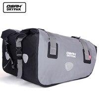 OSAH DRYPARK 40L Waterproof Motorcycle Saddle Bags Moto Racing Travel Luggage Multi Function Tank Bag Motorbike Suitcase