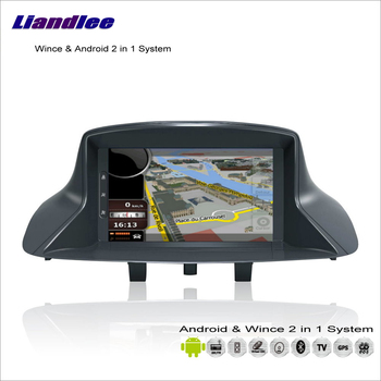 Liandlee Android Multimedia Stereo For Renault Megane III / Scenic III 2010~2013 Radio CD DVD Player GPS Navigation Audio Video image