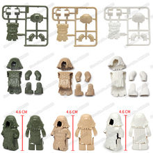 PUBG Military Snow desert jungle hidden clothes Building Blocks Piece WW2 Soldier Army Figures Moc Child Christmas Birthday Toys hidden christmas