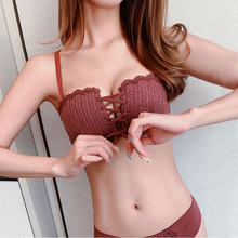 women strapless bra bralette seamless sexy push up bra invis