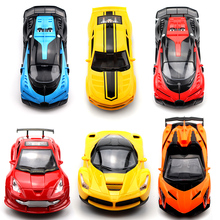 1:16 Childrens RC Car Toy Model High Speed Remote Control Racing Muti Color C17