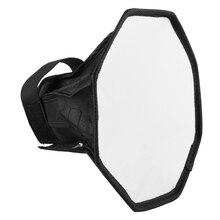 Softbox Octagonal-Diffuser Foldable 20CM PULUZ Camera Mini