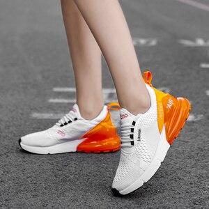 Image 5 - Primavera Verão Mais Tamanhos Retro ginásio Mulheres Tênis Air Sapatos Respirável Confortáveis Sapatos Femininos Formadores De A