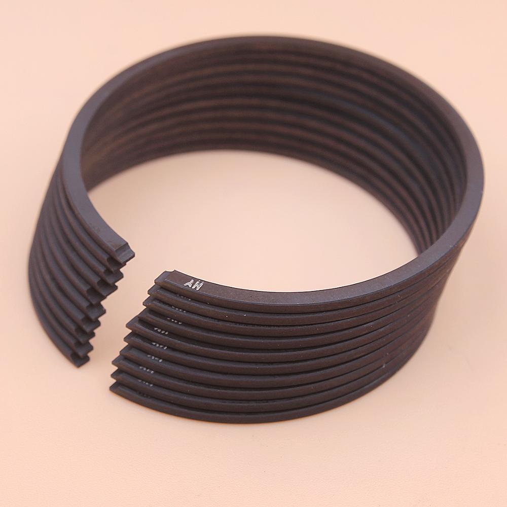 10pcs/lot 40mm X 1.2mm Piston Rings For Stihl MS201 MS201T MS211 MS230 021 023 Chainsaw Part