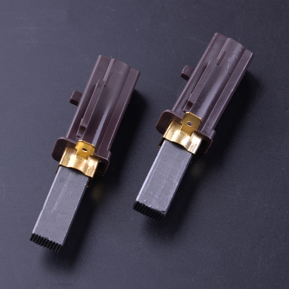 1 Pair Vacuum Cleaner Carbon Brushes For Numatic Henry Hetty  NRV200 HVR200-22