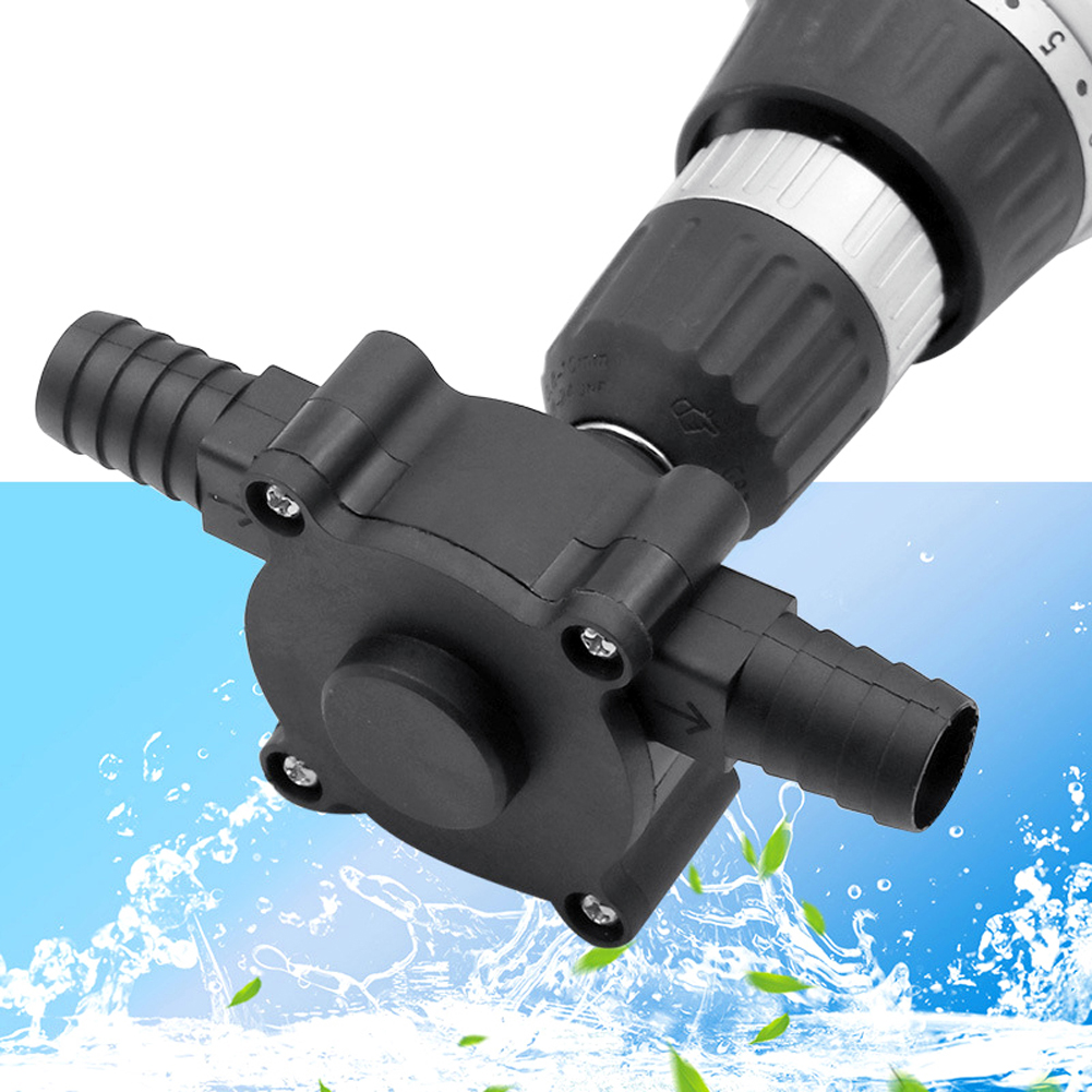 Ultimate SalePump Transfer Hand Electric-Drill Self-Priming Portable Heavy-Duty Round Shank Water