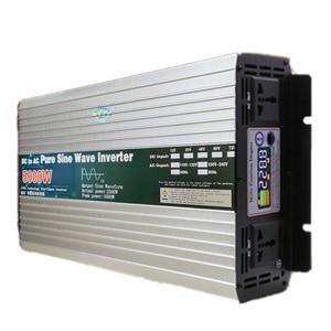 Image 5 - Zuivere Sinus Omvormer 12V/24V/48V/60V Naar 110V 220V 4000W 5000W 6000W Transformator Converter Pure Sinus Solar