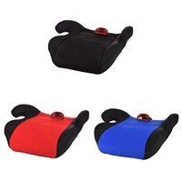 Soft Breathable Car Booster Kids Seat Safety Sturdy Chair Cushion Pad for Toddler Children