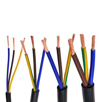 AVVR czarny kabel 24AWG 0 2MM 2 rdzeń 3 rdzeń 4 rdzeń 5 core 6 rdzeń 7 core 8 core 10 rdzeń 12 rdzeń 16 rdzeń kontrola przewód sygnałowy tanie i dobre opinie Diligent ant Rohs CN (pochodzenie) Miedziane AVVR black cable ze skrętek Do położenia pod ziemią Izolowane