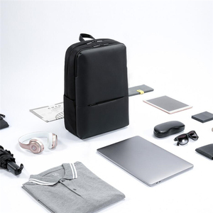 Image 5 - Xiaomi mijia Classic Backpack Business Backpack 2 15.6inch 18L Laptop Shoulder Bag Level 4 Waterproof Bag Unisex Outdoor Travel