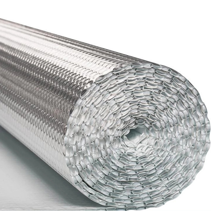 10m2 Greenhouse Heat Insulation Board Double Side Aluminum Foil Reflective Material By Free Shipping