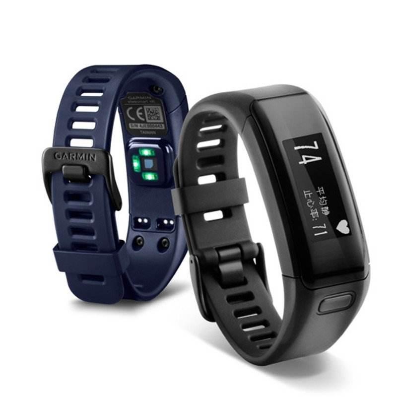 Купить умные часы браслет garmin vivosmart hr с пульсометром спортивные