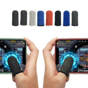 Game-Control Gloves Finger-Cover Thumb-Sleeve Touch-Screen Gaming-Finger PUBG Non-Scratch