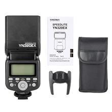 Вспышка yongnuo yn320ex для камеры высокоскоростная ttl вспышка