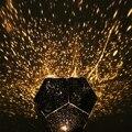 Звездный свет проектор мечта вращающаяся светодиодная галактика Звездная ночь свет 3 вида цветов Дистанционное управление USB лампа украшен...