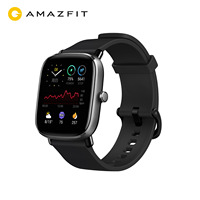 Amazfit-reloj inteligente GTS 2 Original, dispositivo con 70 modos deportivos, monitor de sueño, GPS, Pantalla AMOLED, para Android e iOS